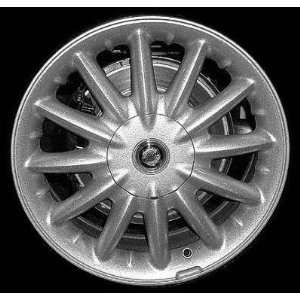 01 03 CHRYSLER SEBRING CONVERTIBLE ALLOY WHEEL RIM 16 INCH
