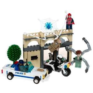 LEGO Spider Man 2 Doc Ocks Bank Robbery Toys & Games