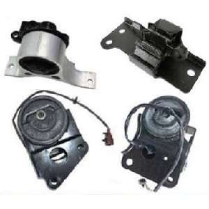 03 08 Nissan Murano 3.5L Engine Motor Mount Set 4 03 04 05