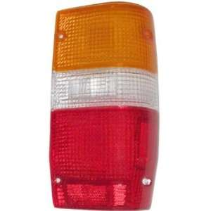 New Passengers Taillight Taillamp Lens SAE and DOT Pickup