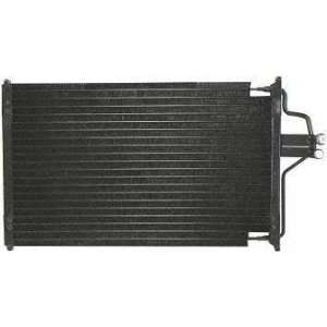 91 94 LINCOLN TOWN CAR towncar A/C CONDENSER, 8cyl.; 4.6L