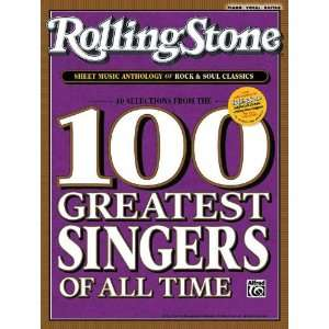 Alfred Rolling Stone Sheet Music Anthology of Rock & Soul