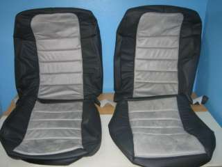 2006 08 Dodge Charger  Leather Interior Kit Seat Covers