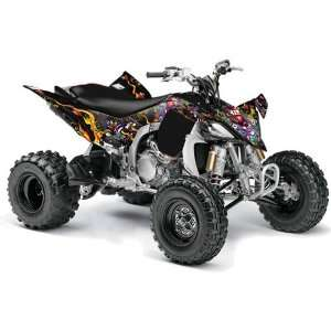 , 2010 Yamaha YFZ 450 ATV Quad, Graphic Kit   Love Ki Automotive