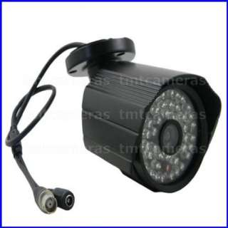 High Resolution 700TVL EFFIO E SONY CCD Waterproof CCTV 48IR Security