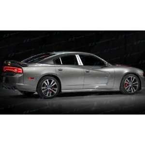 DODGE CHARGER 2011 2013 6PC CHROME PILLAR POSTS POST Automotive