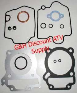 87 Honda ATC200X Engine Motor Gasket Kit Top End ATC 200X Gaskets Set