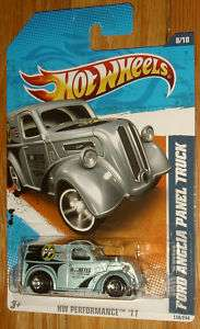 2011 Hot Wheels Ford Anglia Panel Truck #138
