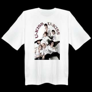 KISS Kevin Woo Soohyun Eli Korean Boy Band All Members #1 T Shirt