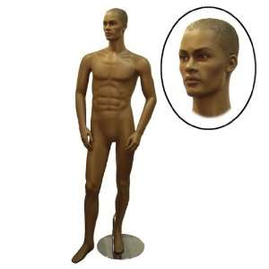 Male Designer Display Mannequin African American NEW