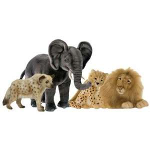 African Plains Stuffed Animal Collection II Toys & Games