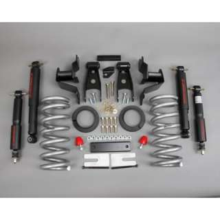 Belltech 691ND Lowering Kit 3 Front 4 Rear Chevy GMC C1500 Pickup
