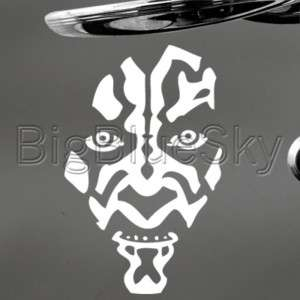 Star Wars Darth Maul Decal Car Truck Window Sticker