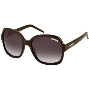 Carrera Aster 1/S Womens Fashion Sunglasses/Eyewear   Black/Dark Gray