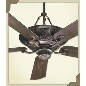 Salon Corsican Gold Uplight 56 Ceiling Fan with Wall Control Home