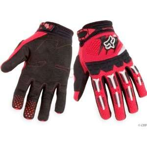 Fox Dirtpaw Glove Color Red Size XLarge GL0088