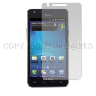ANTI GLARE MATTE LCD SCREEN PROTECTOR COVER FOR SAMSUNG GALAXY S2 II
