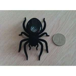 solar powered spider toys insect gadget robot toy solar