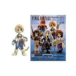 Final Fantasy Trading Arts Zidane Mini Figure Toys & Games