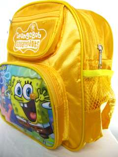 NEW SpongeBob Squarepants mini School bag/ backpack Bag