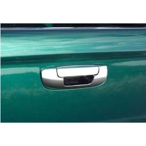 Chrome Tailgate Handle Covers, for the 2004 Dodge Ram 1500 Automotive