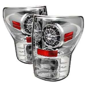 Spyder Auto Toyota Tundra Chrome LED Tail Light