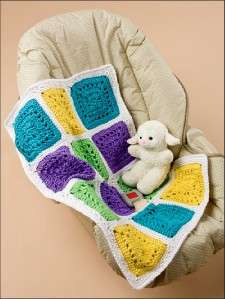 Crochet PATTERNS Baby Frog Bib Bear Bunny Afghan Onsie