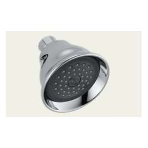 Outdoor Shower Company DEL 78 Bell Plated Shower Head