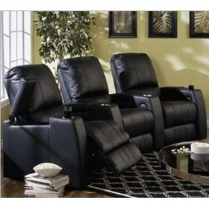 Best Buy Magnolia Home Theater Seating   Row of 3 Seats in