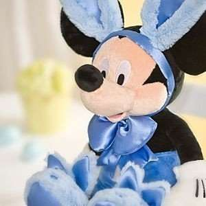 Store Exclusive Mickey Mouse Plush Easter Bunny