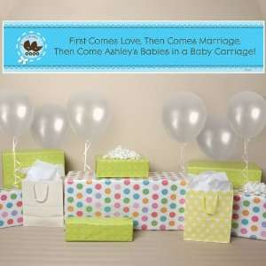 Banner   Twin Boy Baby Carriages   Personalized Baby