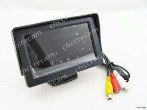 Inch Digital TFT LCD CCTV Monitor 2 CH Video Input