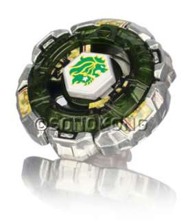 Beyblade Metal Fusion Fight 4D FANG LEONE W2D Sonokong Takara Tomy BB