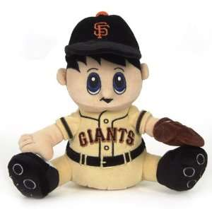 BSS   San Francisco Giants MLB Plush Team Mascot (9)