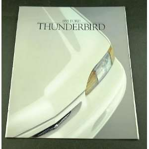 1995 95 Ford THUNDERBIRD Tbird BROCHURE LX Super Coupe
