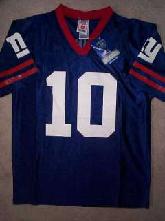 New York Giants ELI MANNING nfl Jersey YOUTH KIDS BOYS CHILDRENS (L