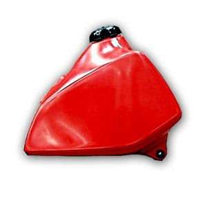 Clarke Gas Tanks Honda XR350 500R (83 84)   Orange/Red