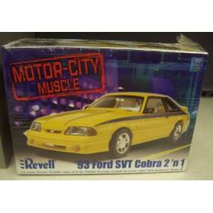 852025 1/24 93 Ford SVT Cobra 2 n 1 Toys & Games
