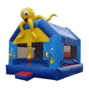 Kidwise 13 Foot Sea Bounce House (Commercial Grade) Toys