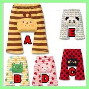 LOTO Cute Animal Baby Infant Girl Boy Summer Pants 9