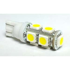 T10 Wedge Base LED Bulb 12V AC/DC for Auto, Landscape and