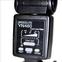 YN460 YN 460 Flash Speedlite for Canon Cameras New