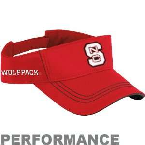 adidas North Carolina State Wolfpack Red 2011 Sideline
