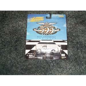 Johnny Lightning Race 84th Indianapolis 500 May 28 2000 Race emergency
