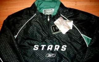 Dallas Stars Pullover Jersey Jacket 2XL Reebok NHL