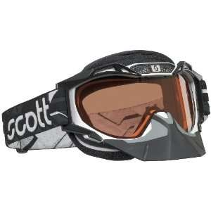 Scott Voltage ProAir SnowCross Black Goggles with Thermal
