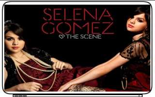 Selena Gomez Actress Singer Laptop Netbook Skin Cover Sticker Decal
