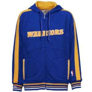 State Warriors Royal Blue Court Vision Hoody Jacket