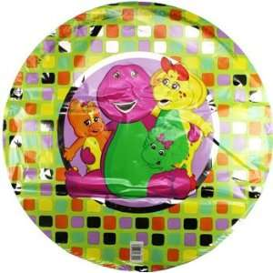 Barney Happy Birthday Foil Balloon 18 Toys & Games