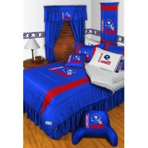 Best Quality Sidelines Comforter   New York Giants NFL /Color Bright